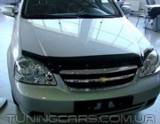 Дефлектор капота Chevrolet Lacetti sedan, wagon 2004+