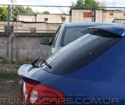 Лип спойлер Chevrolet Lachetti Hb, Шевроле Лачетти Хб