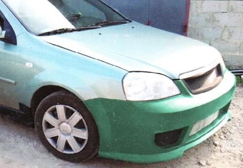 Бампер передний Chevrolet Lacetti, NEW