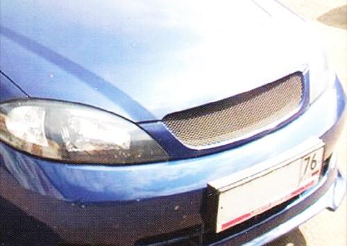 "Решетка радиатора Chevrolet Lacetti (hatchback) ""Sport"""