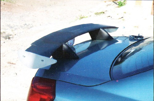 Спойлер Chevrolet Lacetti Pilot Sport