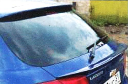 Спойлер Chevrolet Lacetti (hatchback) Сабля