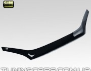 Дефлектор капота Chevrolet Malibu SD 2012+