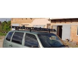 Багажная платформа на крышу (Экспедиционный багажник) Chevrolet Niva CVNV.02.T3-03