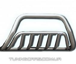 Передняя защита кенгурятник Chevrolet Niva (10+) Bertone CVNV.10.F1-02