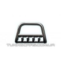 Защита переднего бампера для Chevrolet Niva (2010+) Bertone CVNV.10.F2-01 d60мм x 1.6