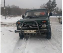 """Кенгурятник ВАЗ-2121 """"Нива"""""""