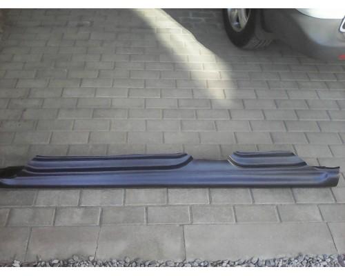 Пороги широкие пластиковые Chevrolet Niva оригинал