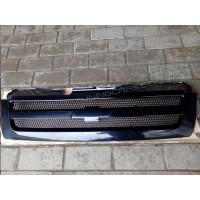 Решетка радиатора для Chevrolet Niva Урбан с сеткой