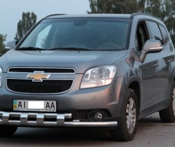 Кенгурятник Chevrolet Orlando [2010+] ST015