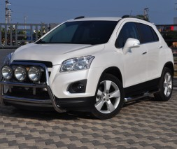 Кенгурятник Chevrolet Trax [2013+] WT018 (Adolf)