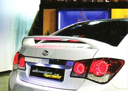Спойлер Chevrolet Cruze