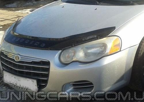 Дефлектор капота Chrysler Sebring SDN, Cabrio