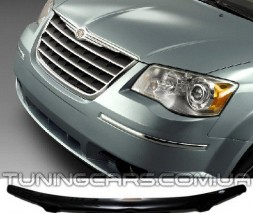 Дефлектор капота Chrysler Town&Country