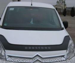 Дефлектор капота Citroen Berlingo 2008+ SIM