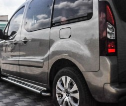 Пороги Citroen Berlingo KB002 (Hunter)