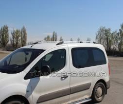 Рейлинги ABS Peugeot Partner