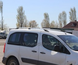 Рейлинги ABS Citroen Berlingo