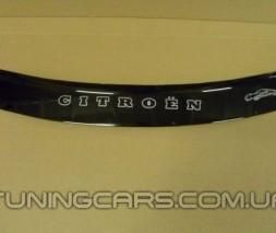 Дефлектор капота Citroen C3