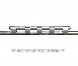 Передняя защита ус Citroen Jumper (94 - 06) CTJM.94.F3-12