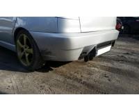 Бампер задний Daewoo Lanos RS