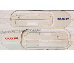 Накладки на ручки хром. для DAF XF106 (нержавейка) Daf.e6.F008