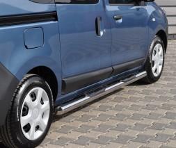 Пороги Dacia/Renault Dokker [2012+] BB003 (Asos)