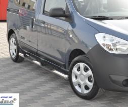 Пороги Dacia/Renault Dokker [2012+] TT002 (Dragos)