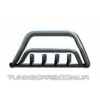 Защита переднего бампера для Dacia Duster (2010+) DCDS.10.F1-17 d60мм x 1.6