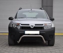 Кенгурятник Dacia/Renault Duster [2010+] WT007