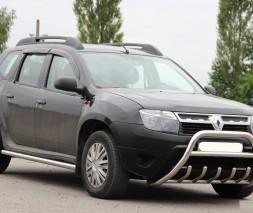 Пороги Dacia/Renault Duster [2010+] BB001