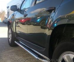 Пороги площадка Dacia Duster (10+) DCDS.10.S2-01