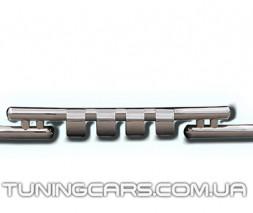 Передняя защита ус Dacia Logan (14+) DCLG.14.F3-34