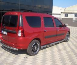 Пороги Dacia Logan MCV BB003 (Asos)