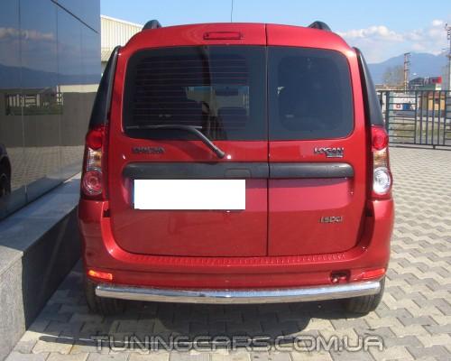 Задняя защита Dacia Logan MCV (04-13) DCLG.10.B1-02