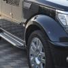 Пороги Dodge Nitro [2007+] AB006 (с подсветкой)