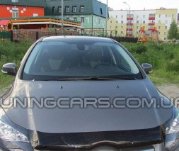 Дефлектор капота Ford Focus III 2011+