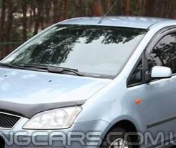 Дефлектор капота Ford Focus, C-Мах 2003-2006