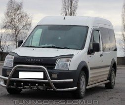Пороги трубы Ford Connect (02 - 12) FDCN.02.S1-01L