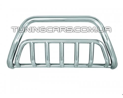 Защита переднего бампера для Ford Custom (2012+) FDCT.12.F1-02 d60мм x 1.6