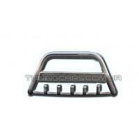 Защита переднего бампера для Ford Custom (2012+) FDCT.12.F1-44 d60мм x 1.6