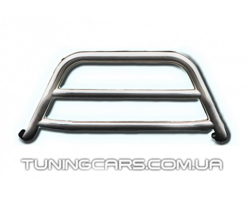 Защита переднего бампера для Ford Custom (2012+) FDCT.12.F1-16 d60мм x 1.6