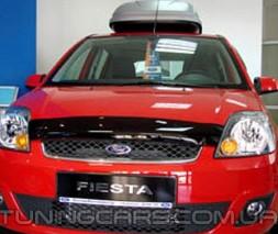 Дефлектор капота Ford Fiesta 2002-2007