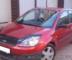 Дефлектор капота Ford Fiesta (2002-2008)