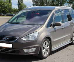 Пороги Ford Galaxy KB001 (Hector)