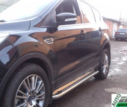 Пороги Ford Kuga KB001 (Hector)