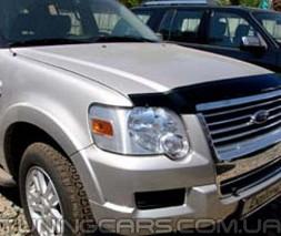 Дефлектор капота Ford Ranger 2006-2009