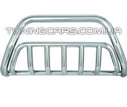 Защита переднего бампера для Ford Ranger (2011-2015) FDRG.12.F1-02 d60мм x 1.6
