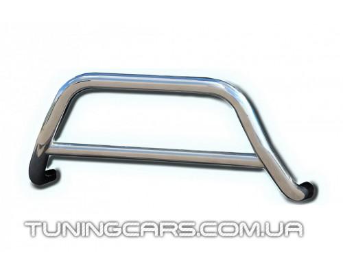 Защита переднего бампера для Ford Ranger (2006-2012) FDRG.06.F1-11 d60мм x 1.6