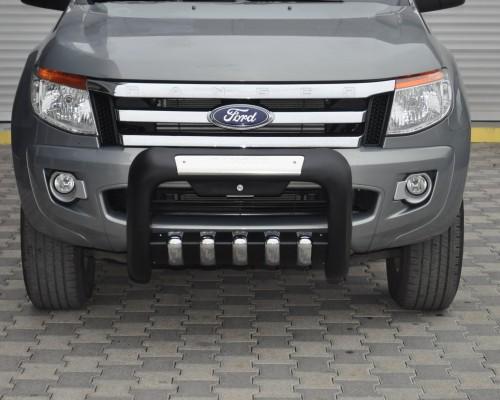 Защита переднего бампера для Ford Ranger [2006-2011] QT001